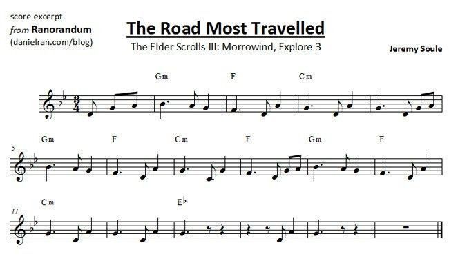 This One Is Undoubtedly My Favourite Of The Morrowind Explore Tracks It Starts With A Set Thick Warm Drums Beating In Rhythm Some Harmony: Skyrim Sheet Music For Trumpet At Alzheimers-prions.com