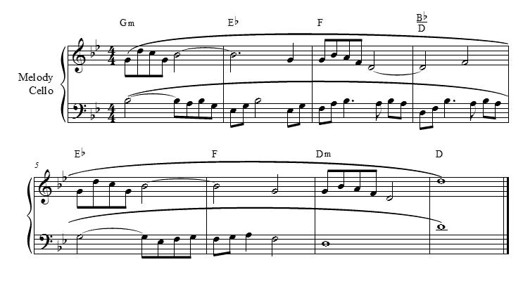 Skyrim Sheet Music Ibovnathandedecker
